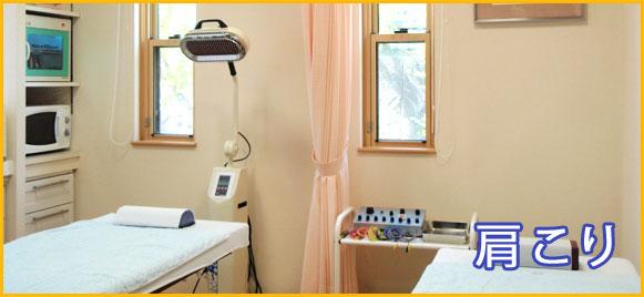 『南つくし野鍼灸院』 肩こり・腰痛(症例・治療)